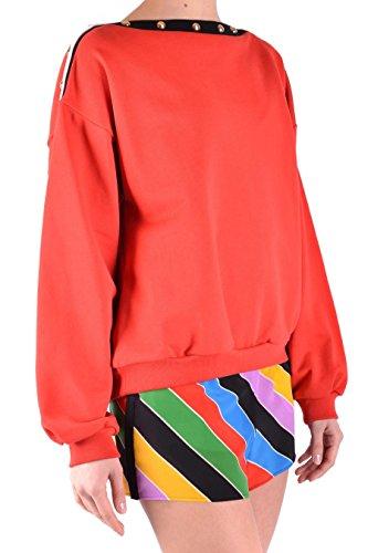 Philosophy Femme A1702747111 Rouge Coton Sweatshirt