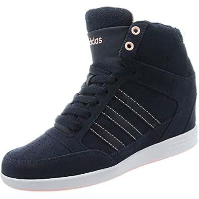 adidas Mujer AQ1540 Zapatillas Altas Azul Size: 39 1/3 EU: Amazon.es: Zapatos y complementos
