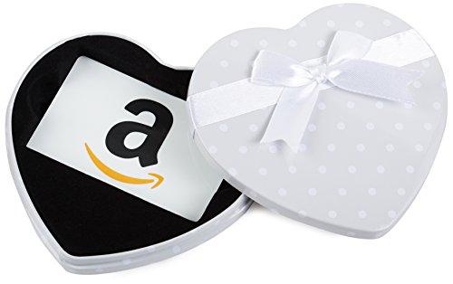 Amazon com White Heart Classic Design