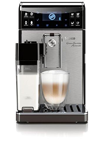 Saeco GranBaristo Avanti Super Automatic, Connected, Espresso Machine, Stainless Steel, HD8967
