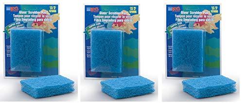 Algae Scrubber Pad Super Size Square Glass ()