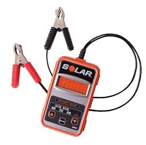 solar ba5 100 1200 cold cranking amps electronic battery tester automotive. Black Bedroom Furniture Sets. Home Design Ideas