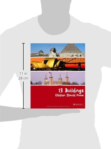 13 Buildings Children Should Know by Prestel Publishing (Image #1)