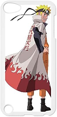 iPod Touch 5 Case White naruto Road To Ninja Phone Case ...