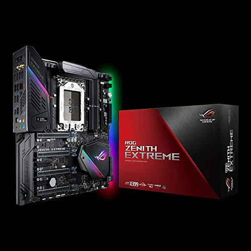 Build My PC, PC Builder, ASUS ROG ZENITH EXTREME