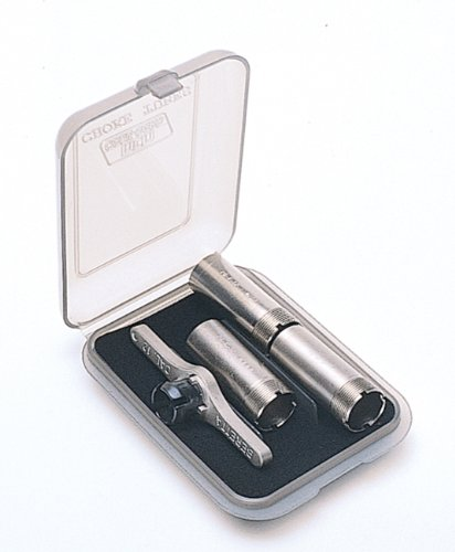 MTM Choke Tube Case (3 Extended, Smoke) (Best All Around Choke Tube)