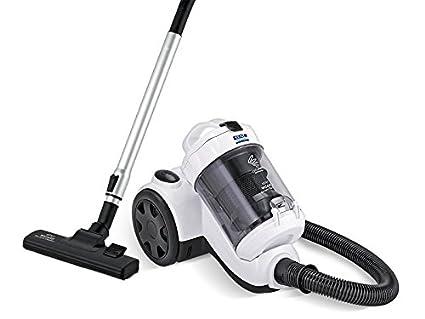 KENT Wizard Cyclonic Vacuum Cleaner 1200 Watt White