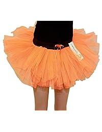 My Choice Stuff Girls Dance Wear 3 Layer Tutu Skirt Children Stag Party Fancy Dress Outfit Skirt