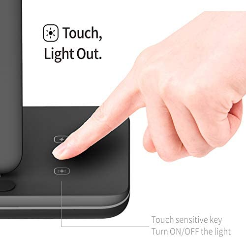 Any Warphone 3 in 1 Wireless Charging Stand for Latest Airpods iPhone and iWatch, Compatible for iPhone 11 Pro Max/X/XS Max/8 Apple Watch Charger 5/4/ 3/2 /1 Airpods 2/3 41sWYbN9xhL