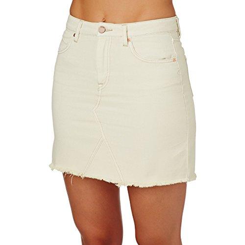 Latte 2018 spring Vanilla Volcom Mini Stoned Skirt a8Y6xAT