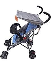 Crutch Push and Go Stroller (Multicolor)