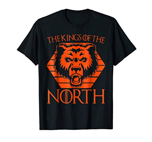 The Kings Of The North Champions 2018 Bears T-Shirt