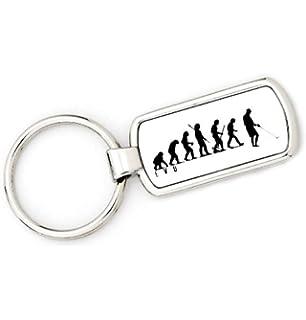 Mans Evolution APE TO HORNET Key Ring  brand new original gift//present