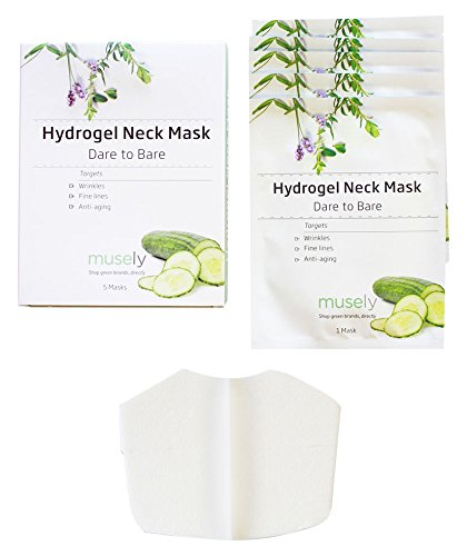 Musely Hydrogel Neck Mask Dare product image