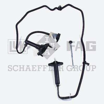 LuK CRS013 Pre-Filled Hydraulic Clutch Assembly