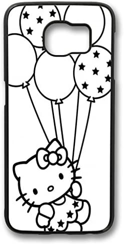 Amazon Com Perfect Fitting Cover Protects Your Samsung S6 Case Protect Your Samsung S6 With Hello Kitty Coloring Pages Free To Print Electronics