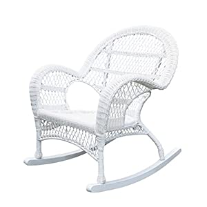 41sWd4fBJTL._SS300_ Wicker Rocking Chairs & Rattan Wicker Chairs