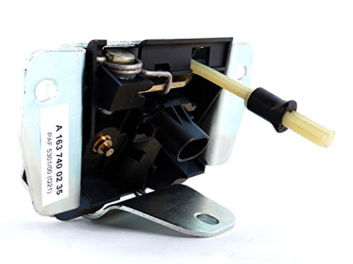 Mercedes-Benz 163 740 02 35, Trunk Lock Actuator Motor