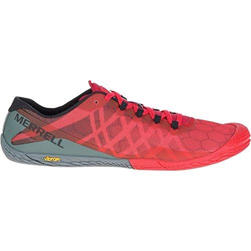 白いスローガン以下(メレル) Merrell メンズ ランニング?ウォーキング シューズ?靴 Vapor Glove 3 Trail Running Shoes [並行輸入品]