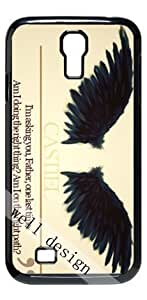 Supernatural TV series horror pop design HD image HTC One M7 black + Card Sticker