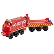 Chuggington Wooden Railway Wilson and Mega Mover Vehicle