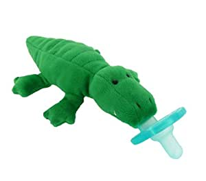 WubbaNub Infant Pacifier Alligator - Limited Edition