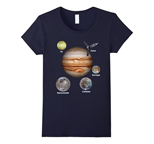 Juno Spacecraft Mission Jupiter T shirts product image