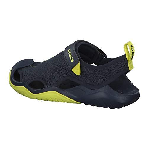Citrus Deck Swiftwater Mesh Navy Sandal Crocs xw1S4XqH