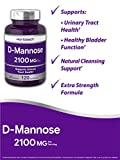 D Mannose Capsules | 2100 mg | Highest Potency