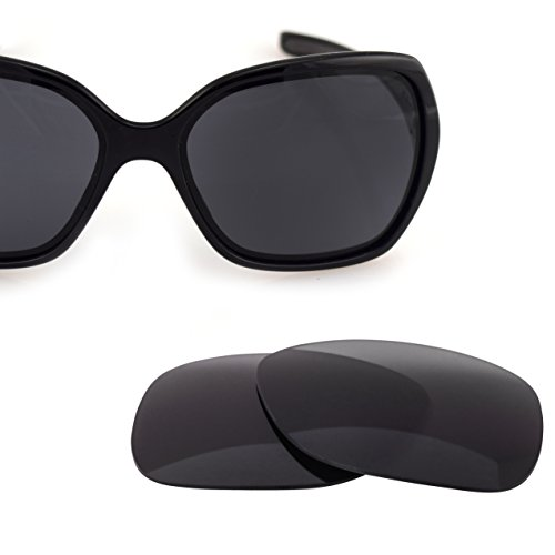 Gray Polarized Lens Sunglasses - 8