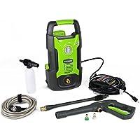 GreenWorks 1500 PSI 1.1GPM Electric Pressure Washer