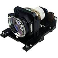 DT00911 Replacement Projector Lamp for HITACHI CP-X201 CP-X301 CP-X401 CP-WX410 CP-X206 CP-X450 CP-X306 ED-X31 CP-X467 CP-WX400 CP-X31 CP-X33