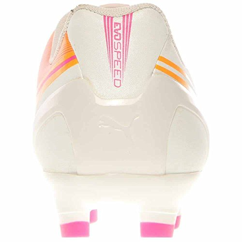 Puma Mujeres Evospeed 4.2 Fg Soccer Cleat White