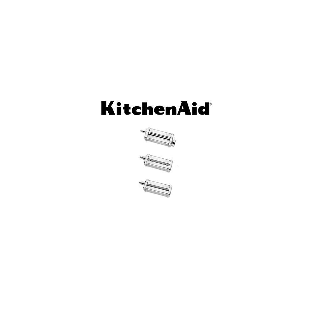 ALFA International KSMPRA Pasta Roller/Cutter Kit for KitchenAid Mixer