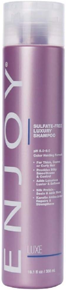 Enjoy Sulfate-Free Luxury Shampoo, 10 Ounce