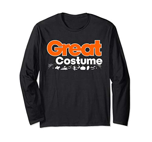 Easy Clever Halloween Costumes 2019 (Funny Generic Halloween shirt Easy Halloween Costume t-shirt Long Sleeve)