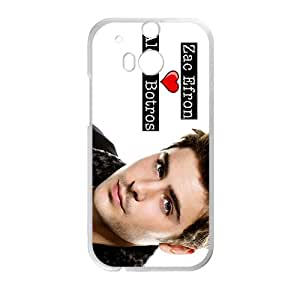 Zac Efron Cell Phone Case for HTC One M8