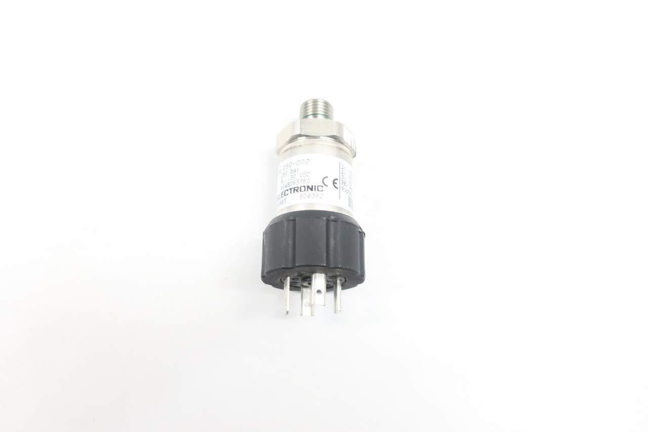 HYDAC 4745-A-250-000 Pressure Sensor 250BAR 8-30V-DC
