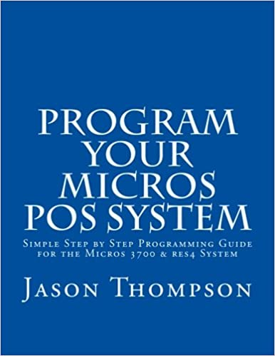 micros pos micros 3700 programing manual