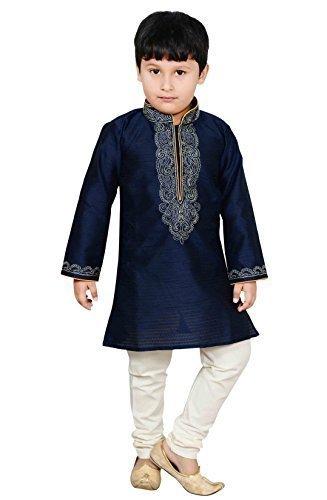 Desi Sarees Pijama Indio Sherwani Kurta de Pijama Traje Eid ...