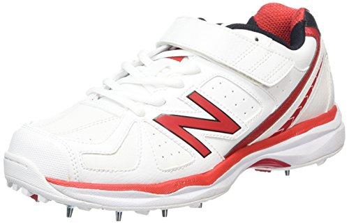 New Balance Ck4040r2 - Calzado de críquet Hombre Blanco - blanco