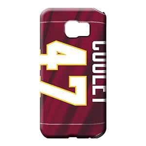 samsung galaxy s6 covers Skin trendy mobile phone case washington redskins nfl football