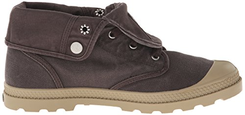 Palladium Baggy Low LP - Botas desert para mujer Gris (asphalt/putty 290)
