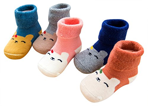 pares de Aivtalk diferentes calcetines beb para 5 Sxw8Pwqg