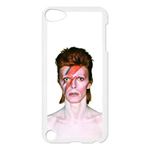 iPod Touch 5 Case White David Bowie 001 Delicate gift JIS_433280
