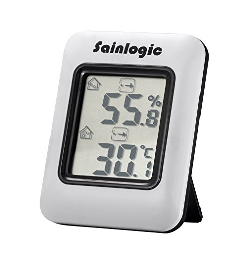 Sainlogic Hygrometer Digital,Thermometer Humidity