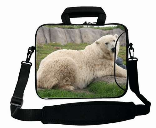 cool-print-custom-bears-animal-polar-bear-laptop-bag-for-womens-gift-15154156-for-macbook-pro-lenovo