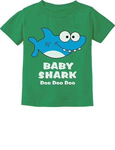 Baby Shark Song Doo doo doo Family Dance for Boy Girl Infant Kids T-Shirt 24M - T-shirt Baby Bodysuit Toddler