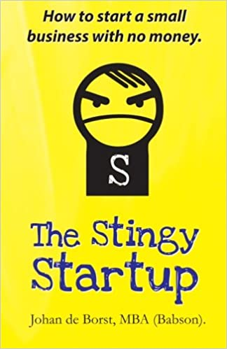The Stingy Startup: How to start a small business with no