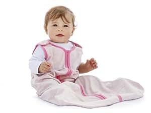 Baby Deedee Sleep Nest Lite Baby Sleeping Bag, Heather Pink, Large (18-36 Months)